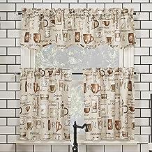 Amazon Com Coffee Kitchen Curtains