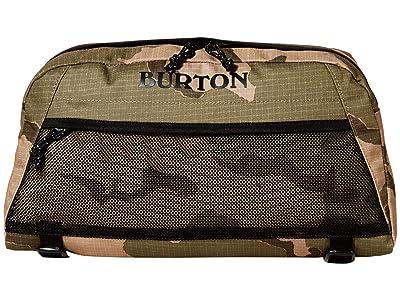 Burton Beeracuda Sling 7 L Cooler Bag (Barren Camo Print) Bags