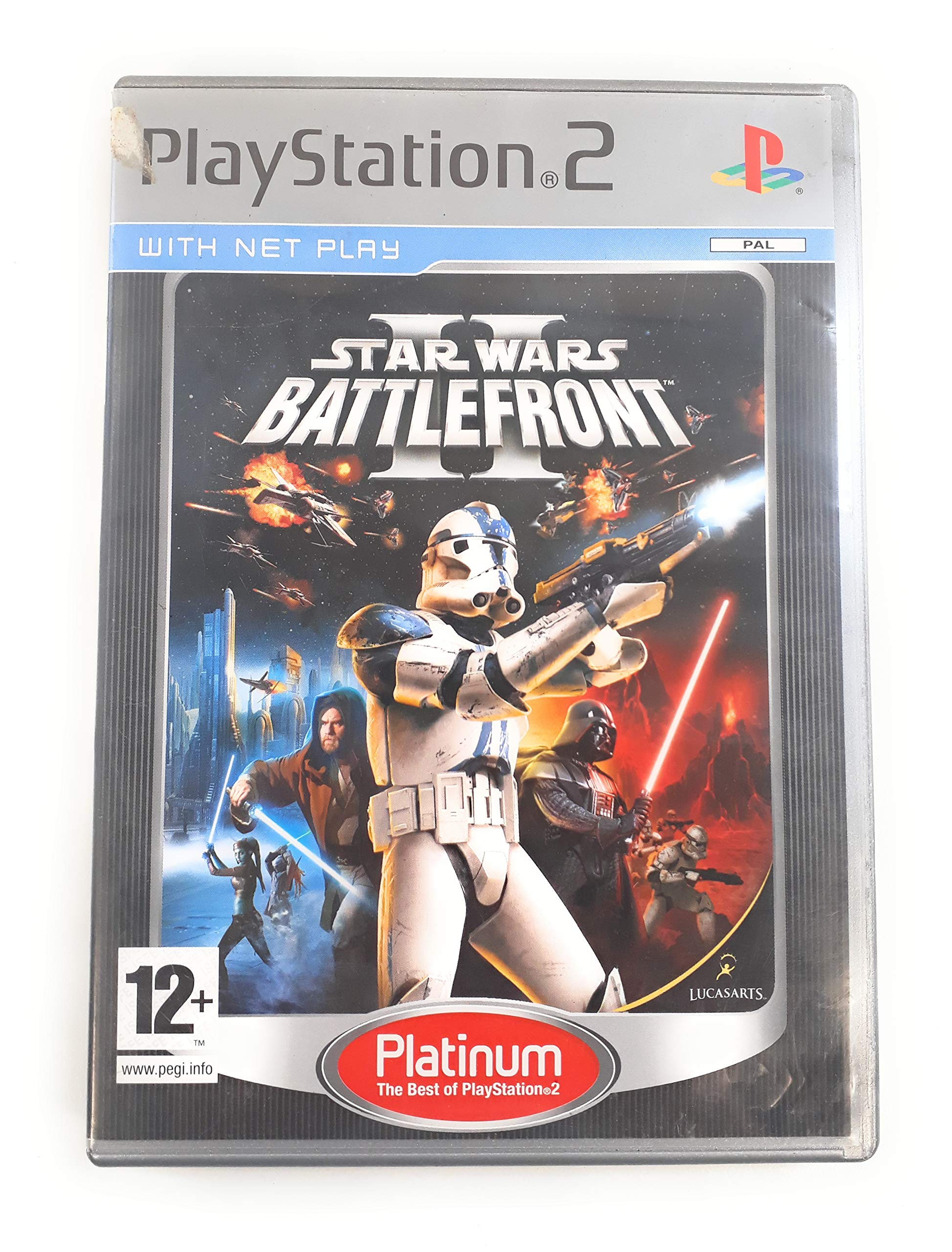 Star Wars: Battlefront 2 [Platinum]: Amazon.es: Videojuegos