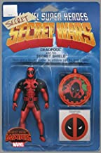 Deadpool's Secret Wars #1 (of 4) Action Figure Variant