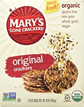Organic Mary's Gone Crackers, 10 oz bag - 2 ct
