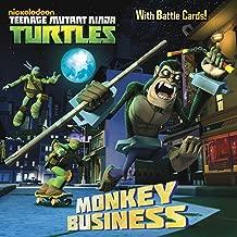 Monkey Business (Teenage Mutant Ninja Turtles) (Pictureback(R))