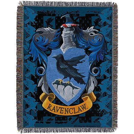 HARRY POTTER Hogwarts Ravenclaw Crest Boutons de manchette Argent/é