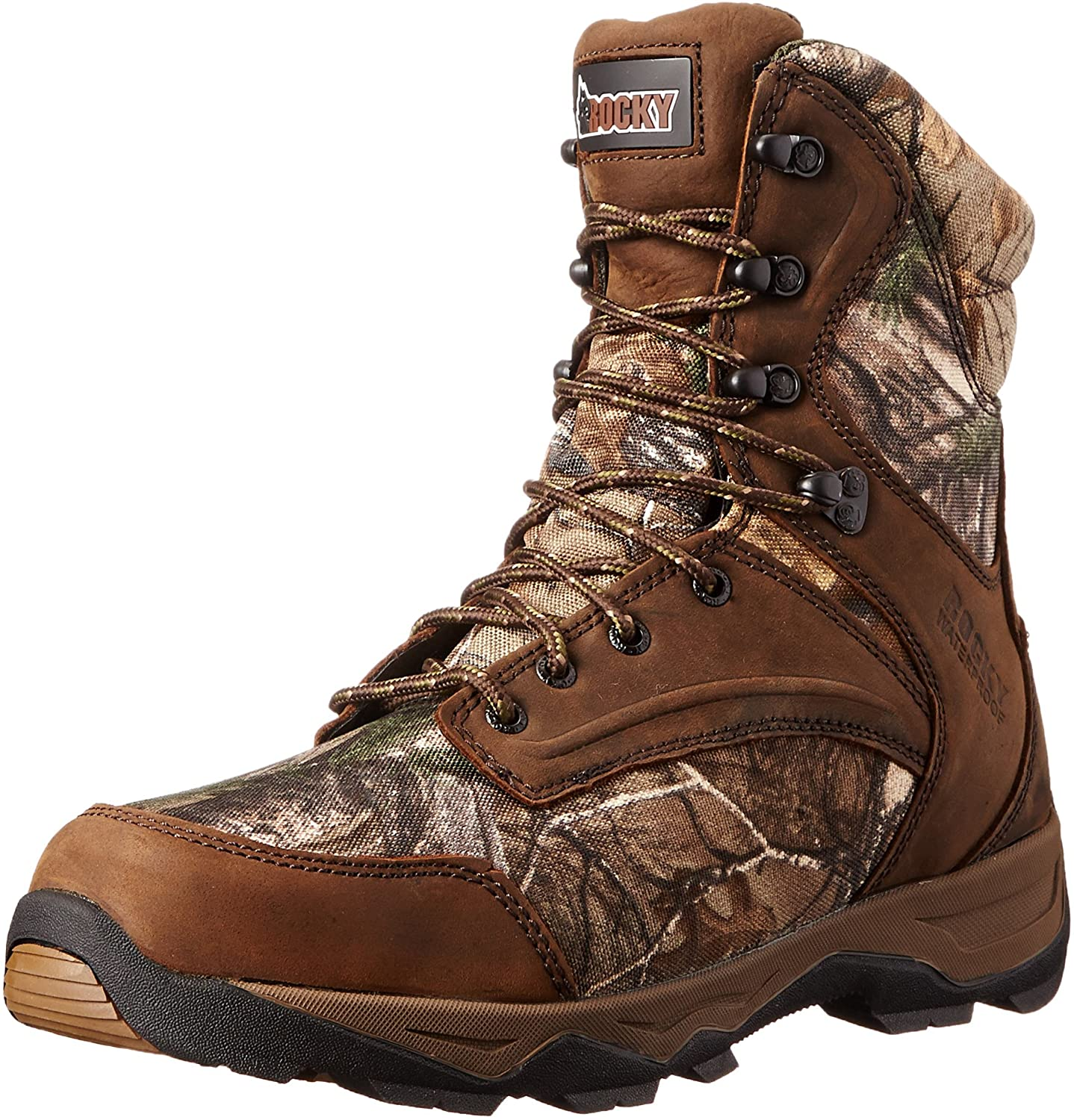 25% OFF Ranking TOP10 Rocky Men's 8 Inch Retraction 800G Boot Hunting