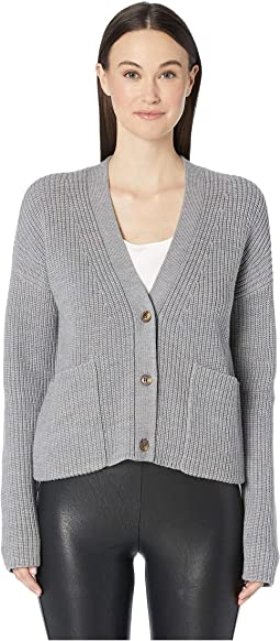 Knit Collegiate Cardigan