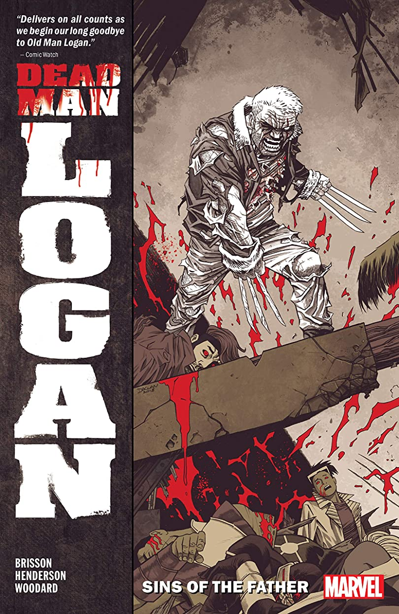 シンボル北へアルカイックDead Man Logan Vol. 1: Sins Of The Father (Dead Man Logan (2018-)) (English Edition)