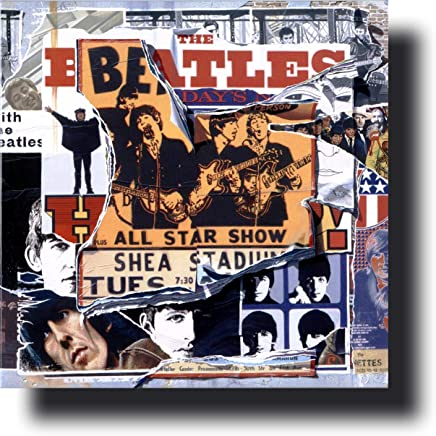 """Beatles Vinyl Record: - """"Anthology 2"""", RARE USA Triple (3) LP Set – Still Sealed w/""""Hype"""" STICKER! Capitol/Apple Records, 1996 """"Limited Edition"""" 1st Pressing w/45 Songs (MONO and STEREO mix LPs), includes the """"Letter/Certificate of Authenticity"""" (LOA/COA) by Beatles4me"""