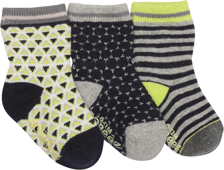 Robeez baby-boys Robeez Baby Boys 3-pack Socks