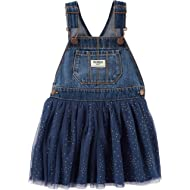 Girls' Toddler World's Best Overalls