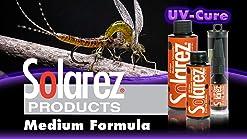 "UV-LIGHT /"" Quantum /"" 9 UV spectrum LEDs with 3AAA Battery    UV GLUE FLY TYING"