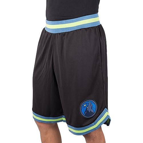 Minnesota Timberwolves Basketball Short Pants All Designs S-XXL Wolves Shorts