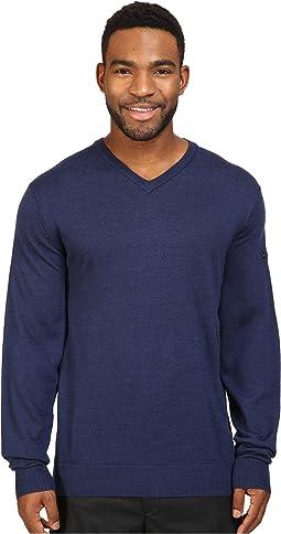 Tips V-Neck Sweater