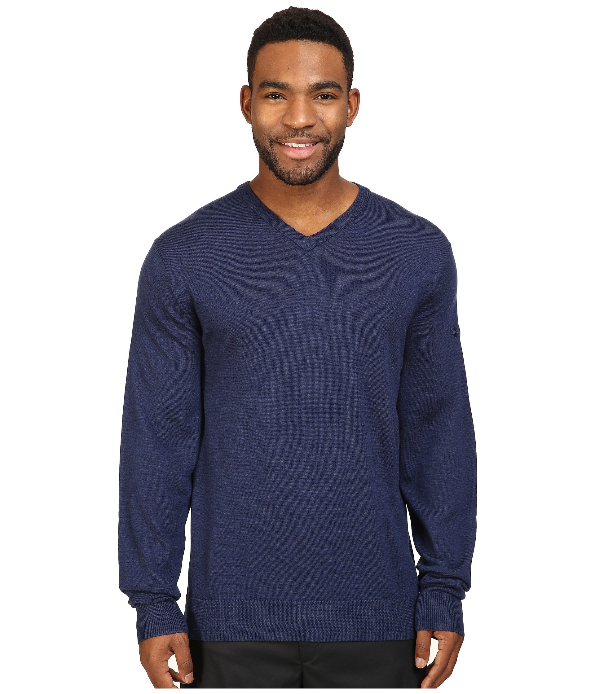 Sueter para Hombre Under Armour Golf Tips V-Neck Sweater  + Under Armour en VeoyCompro.net