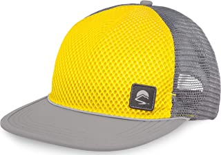 Sunday Afternoons Unisex Vantage Pt. Trucker,  Sulfur,  One Size