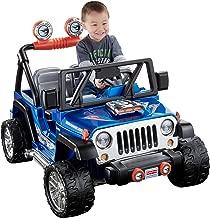Best power wheels jeep blue Reviews