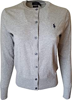 polo with cardigan