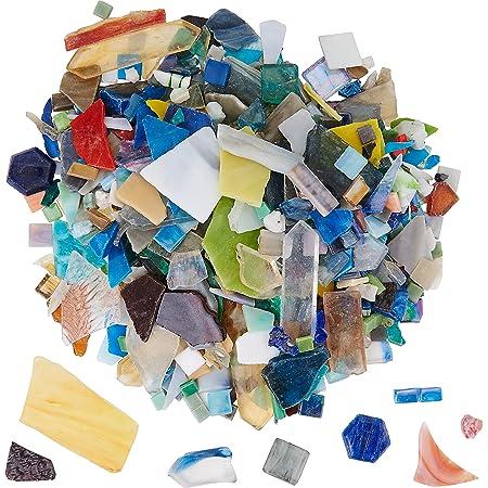 2 kg tesselles de mosaïque en verre, Gros acheteurs VBS
