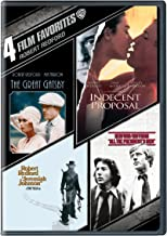 Robert Redford Collection: (The Great Gatsby / Indecent Proposal / Jeremiah Johnson / All The President's Men)