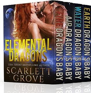 Elemental Dragons Boxed Set