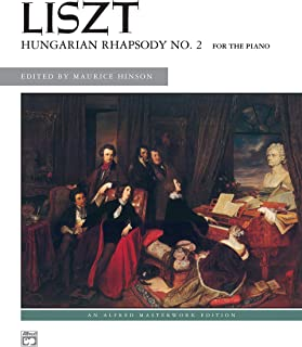 Best hungarian rhapsody no 2 piano notes Reviews
