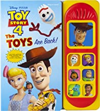 Disney Pixar Toy Story 4 - The Toys are Back! Sound Book - PI Kids (Play-a-sound: Toy Story 4)