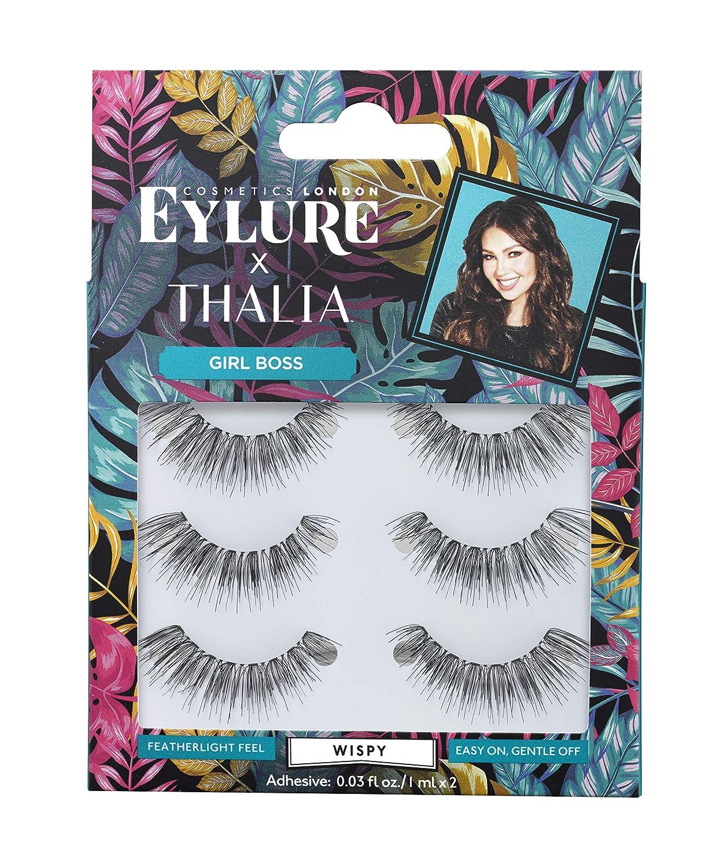 Amazon.com  Eylure Thalia Girl Boss, Multi Pack, Reusable ...