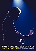 The Jimi Hendrix Experience - Electric Church Atlanta Pop Festival July 4. 1970 [Japan DVD] SIBP-266