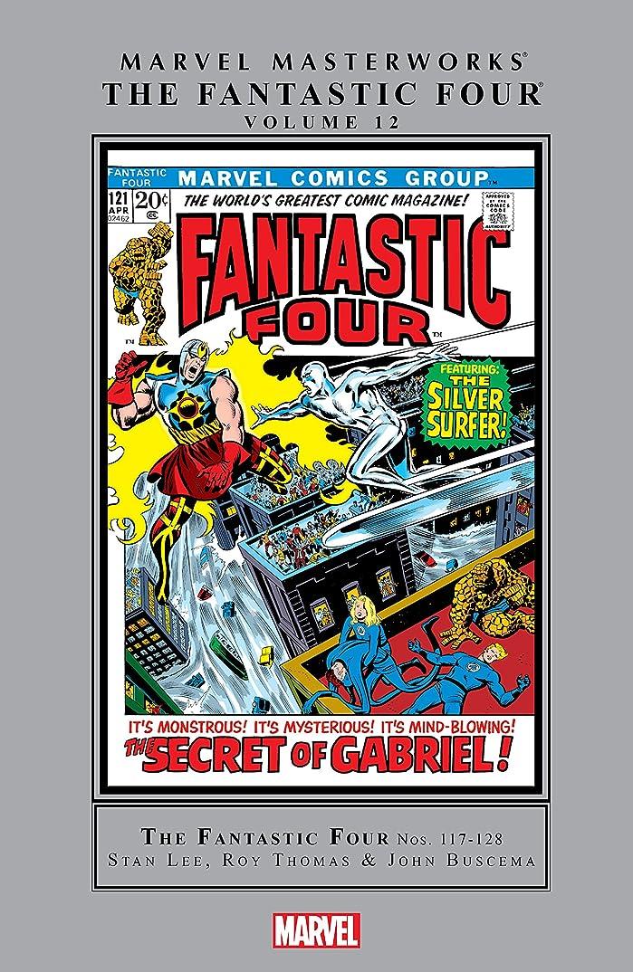 ジャンル布内訳Fantastic Four Masterworks Vol. 12 (Fantastic Four (1961-1996)) (English Edition)