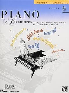 Piano Adventures: Popular Repertoire - Level 2a