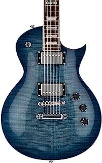 ESP LTD EC-256FM Electric Guitar, Cobalt Blue