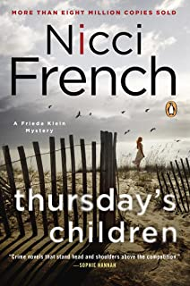 Thursday's Children: A Frieda Klein Mystery (Freida Klein Book 4)