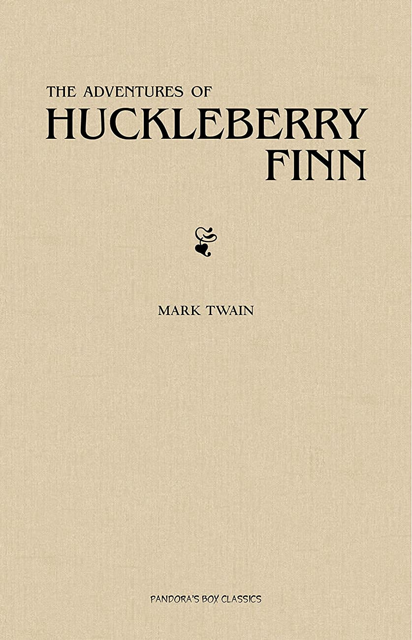 いいね急性ムスThe Adventures of Huckleberry Finn (English Edition)