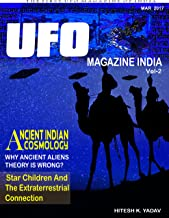 UFO Magazine India Vol - 2: The First UFO Magazine of India (English Edition)
