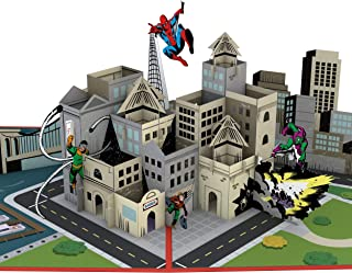 Lovepop Marvel Spiderman You're Amazing! Pop Up Card, 3D Cards, Spiderman Birthday Card, Popup Greeting Card, Superhero Card, Spiderman, Birthday Cards