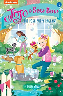 JoJo and BowBow: The Posh Puppy Pageant