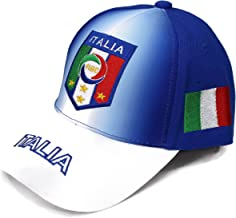 """High End Hats National Soccer/Football Team Faded Shadow Ombre Hat Collection """" Embroidered Adjustable Baseball Cap"""