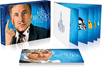 The Mel Brooks Deluxe Collection