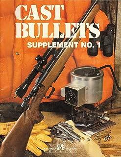 Cast Bullets. Supplement No. 1. American Rifleman Reprints.