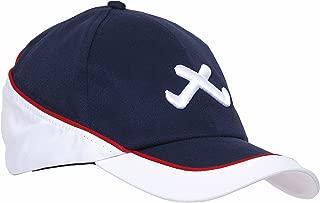 OJASS Men's Embroidered 3D Cap (Blue)
