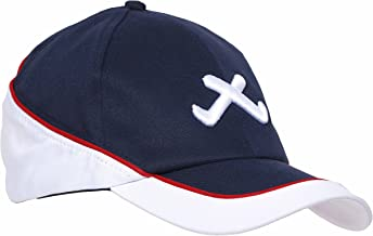 OJASS Men's Embroidered 3D Cap (Blue)