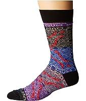 Etro - Patch Paisley Socks