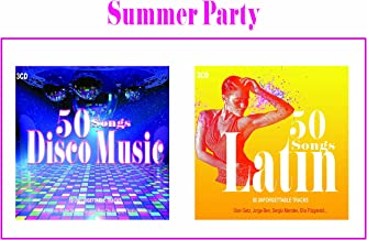 100 Hits Summer Party, Disco Music, Latin Music, Dance Music,Latin Party, Dancing Music
