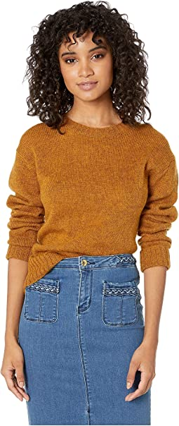 Morgan Long Sleeve Crew Neck Sweater