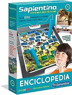 Clementoni Traversa Interactive enciclopedia 724,, 8005125119998