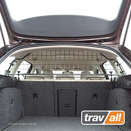 Travall Guard Hundegitter Tdg1495 Maßgeschneidertes Trenngitter In Original Qualität Auto