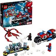 LEGO Marvel Spider-Man: Spider-Man Bike Rescue 76113 Building Kit (235 Pieces)