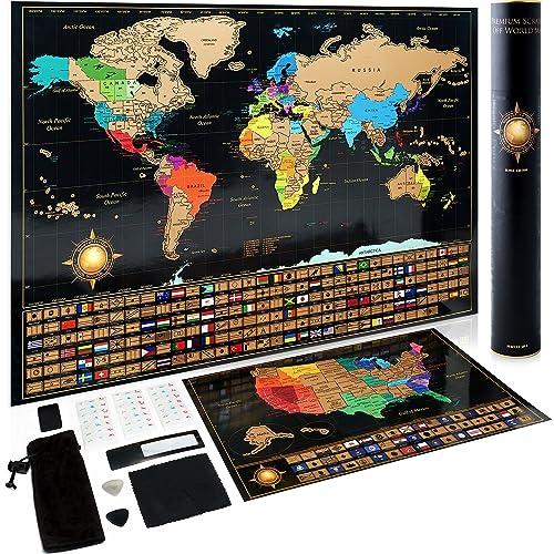 World Map: Amazon.com