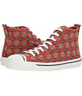 Burberry - Kingly High Top Sneaker