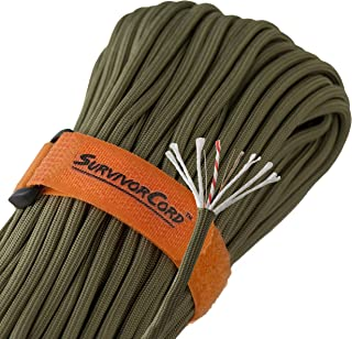 Best olive drab paracord Reviews