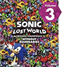 sonic lost world soundtrack